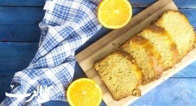 طريقة تحضير كيك البرتقال بدون بيض