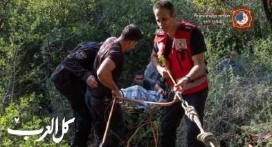 حيفا: امرأة سقطت بمنحدر خلال جمع الفطر