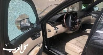 طرعان: إطلاق رصاص على فياض صفوري