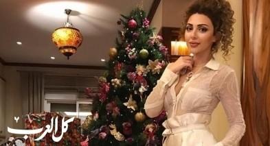 ميريام فارس تحتفل بالميلاد وتحضّر لألبومها