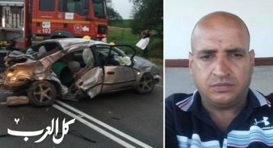 مصرع إبراهيم الرميلات (40 عاما) في حادث طرق مروع