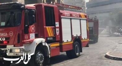 عيلوط: إندلاع حريق في روضة أطفال