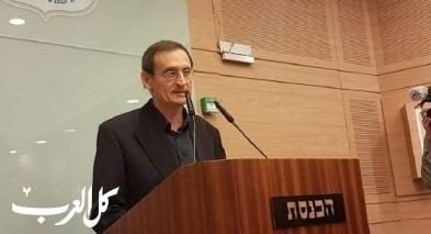 عضو الكنيست عن الجبهة دوف حنين يعلن عدم ترشّحه
