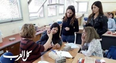 طلاب الجلبوع ودبورية يشاركون ببحث علمي