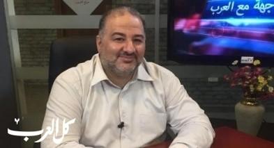 د. عباس: نرفض الدخول في نقاش المقاعد في المشتركة