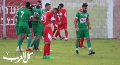 مكابي الرينة يسحق هبوعيل دالية الكرمل 4-0