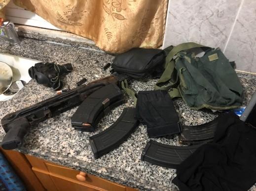 اعتقال عاصم البرغوتي منفذ عملية جفعات أساف