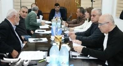 مجلس مجد الكروم يصادق على بنود الجلسة الشهرية