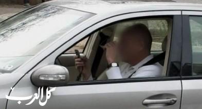 54٪ من السائقين العرب يستخدمون الهاتف خلال القيادة