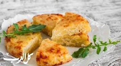 طريقة تحضير عجة البطاطا للفطور
