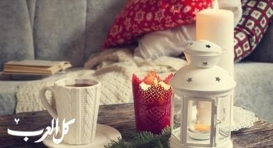 أفكار لتنسيق الشموع في ديكور المنزل