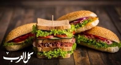ساندويشات المرتديلا.. سريعة ولذيذة