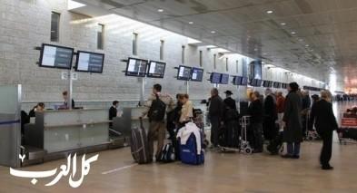 22 مليون مسافر في بن غوريون خلال 2018