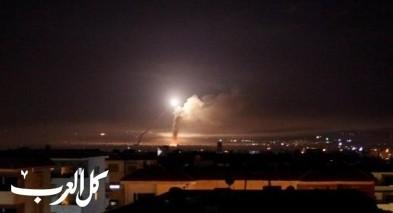 مصادر سورية: طائرات حربية تقصف مواقع في ريف دمشق