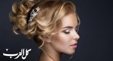 صور: أرقى وأجمل تسريحات العرائس