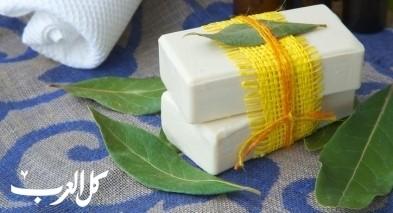 استخدمي صابون الغار لتنظيف بشرتك