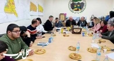 مجلس دير الأسد والطاولة المستديرة حول التربية
