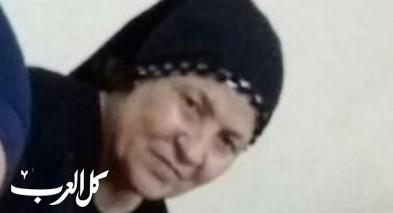مجد الكروم: وفاة عائشة خليل نصار منصور