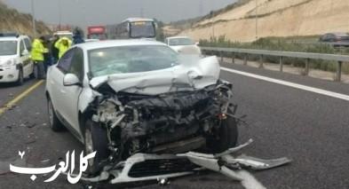 إصابة خطيرة بحادث طرق قرب شفاعمرو
