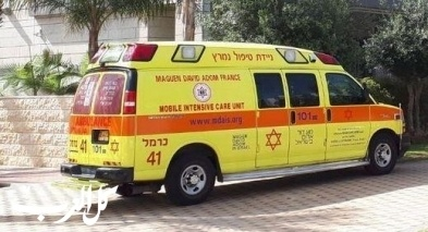 حيفا: إصابة عامل داخل مسلخ وحالته خطيرة