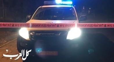 اصابة رجل باطلاق نار في مدينة يافا