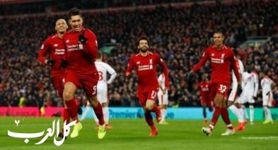 محمد صلاح يقود ليفربول لفوز صعب على كريستال بالاس