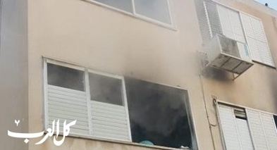 مصرع سيدة جراء اندلاع حريق في نيشر