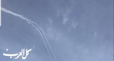 الجيش: اعترضنا قذيفة صاروخية نحو الجولان