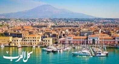أهم معالم جزيرة صقلية الإيطالية