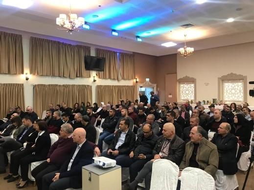 نجاح مؤتمر الاعمال الأول لبنك هبوعليم