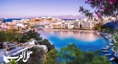 طيروا معنا إلى جزيرة كريت اليونانية