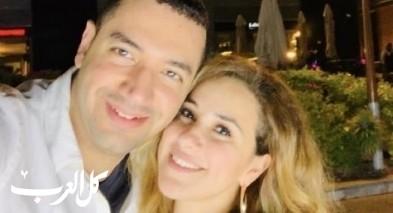 ظهور نادر للداعية معز مسعود وزوجته الممثلة