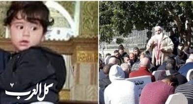 ديرحنا: تشييع جثمان الطفل يوسف حمود