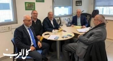 بمبادرة الطيبي: اجتماع هام في وزارة الصحة
