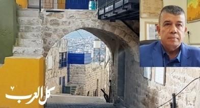 مجلس الرامة المحلي ينجز ترميم سباط البلدة القديمة