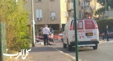 إصابة 3 أشخاص بجراح بحادث قرب الرامة
