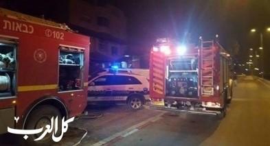 كابول: اندلاع حريق بحانوت احذية دون وقوع اصابات