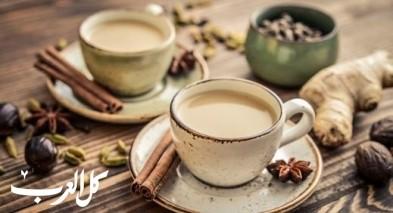 تذوّقوا مشروب الحليب بالزنجبيل الشهي