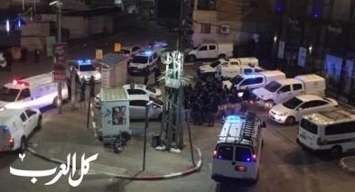 اعتقال 39 مشتبهًا ضالعا بالشجار العنيف المتجدد