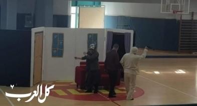 الرازي اكسال تعرض مسرحية سيلفي