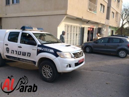 اعتقال مشتبهين من طوبا بإطلاق عيارات نارية