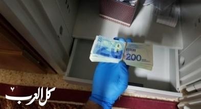 دالية الكرمل: اعتقال أب وابنه وابنته بشبهة تزييف نقود