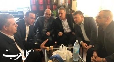 المتابعة تتفق مع بلدية طبريا لصيانة المساجد