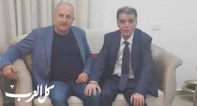 رئيس مجلس عين ماهل يطلب مساعدة جمال حكروش