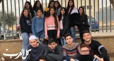 المغار: طلاب قاسم غانم في مسابقة قطرية