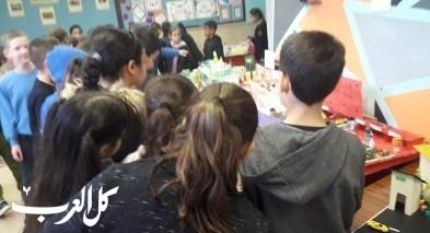 عرض ابداعات الطلاب في مدرسة الشبلي الابتدائية
