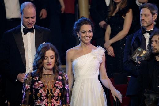 كيت ميدلتون تتألق في حفل BAFTA