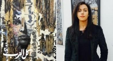 الفنانة منال ديب: الغربة ساعدتني بصقل موهبتي