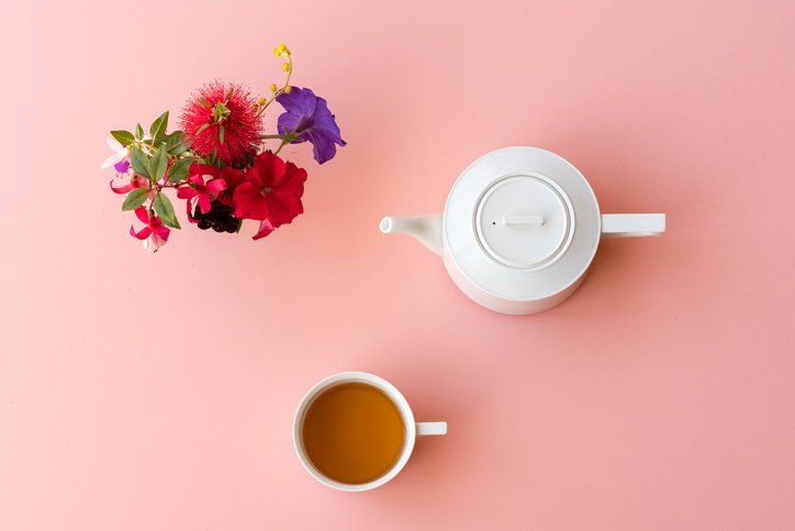 30 عاما من شرب الشاي ولم تذق الطعام أبدا