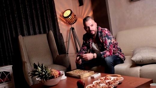 وسام حبيب ينتهي من تسجيل أغنية رومانسية